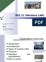802.11 WLAN