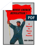 The House Church Revolution Rad Zdero