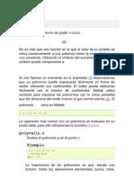 Polinomios 2