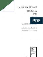 ALTHUSSER, Louis - La revolucion teorica de Marx (Pour Marx) - 1965