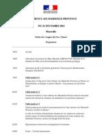 programme conférence 21 décembre