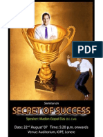 A3_Secret of Success
