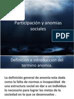 Anomia Social