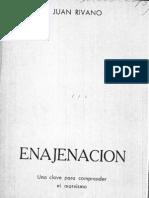 Enajenación. Una clave para comprender el marxismo