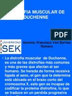 Disertacion-distrofia Muscular de Duchenne