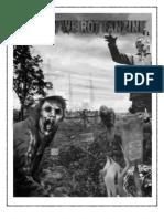 Slowly We Rot Fanzine (Issue 1 / 2012)