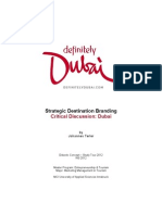 Dubai Essay TERLER