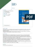 Osteopatía y Pediatría