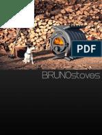 range of wood burning stoves