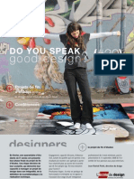 DO YOU SPEAK good design #30 - L'École de design Nantes Atlantique