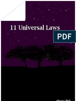 11 Universal Laws
