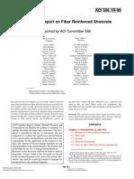 ACI 506.1 (1998) Committee Report on Fiber Reinforced Shotcrete