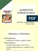 Alimentos Enriquecidos -PARTE 1
