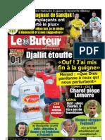 LE BUTEUR PDF du 09/12/2012