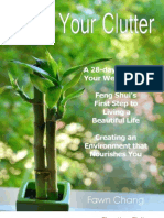 eBook Clear Your Clutter Feng Shui First Step Wealthy Life Fawn Chang