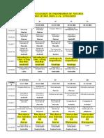 Fet - Calendario Academico 2009.2