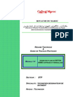 M14-Dessin des plans de BA-BTP-TDB