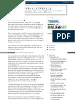 John Sandbach Blogspot Ro 2009 12 Novile Aspect HTML