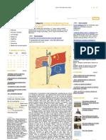 El Nuevo Orden Mundial Por Parag Khanna Libro _El Segundo Mundo_ Imperios e Influencia en El Nuevo Orden Global_ - InONEWS
