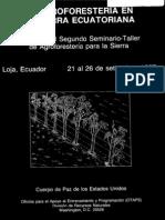 Agroforestales PDF