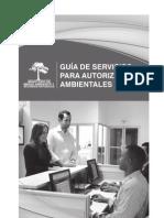 Guia de Servicio Autorizaciones Ambientales