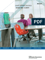 Microsoft Software Assurance Guida