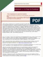 Lux Domini, Icazbalceta Contra La Virgen