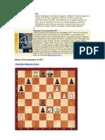 El Avance de Kasparov