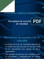 3b.Mecanismos de reacción