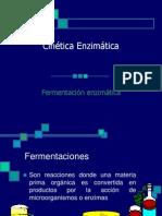 4. Cinética enzimática
