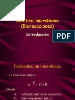 5. Cinética microbiana