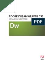 Manual Adobe DreamWeaver CS3