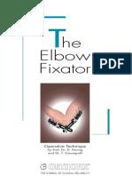 Osmedic Orthofix Albue Fixator Operative Technique