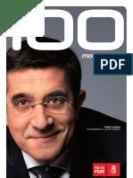 PSE-EE-PSOE - 100 Motivos Para El Cambio