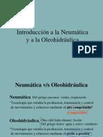 Hidráulica vs Oleohidráulica