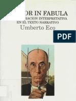 Umberto Eco - lector in fabula completo