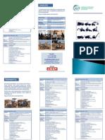 Folder Treinamentos Maquinas Pesadas
