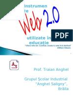 Instrumente Web 2.0 utilizate in educatie