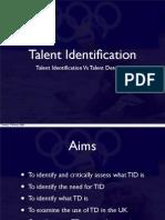 TID 2- TID Vs TD