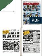 Jack Davis - Newspaper - MAD
