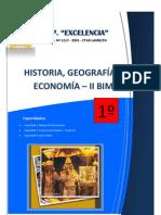 Módulo HISTORIA 1° BIM II