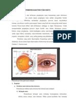 Pemeriksaan Fisik Pada Mata