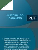 História  do dadaísmo