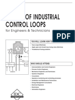 Tuning of Industrial Control Loops
