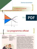 TD 2 - Le Surplus