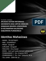 Aplikasi Sistem Informasi Geog 3250405057