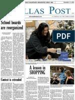 The Dallas Post 12-09-2012