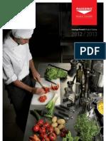 FEI Paderno Catalogue 2013