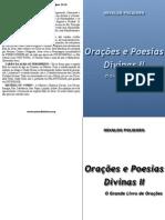 Oracoes e Poesias II