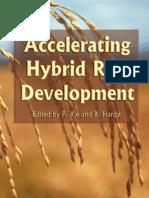 Xie - Accelerating Hybrid Rice Development